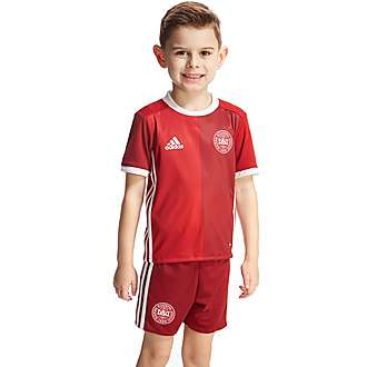 adidas Denmark Home 2016 Kit Children