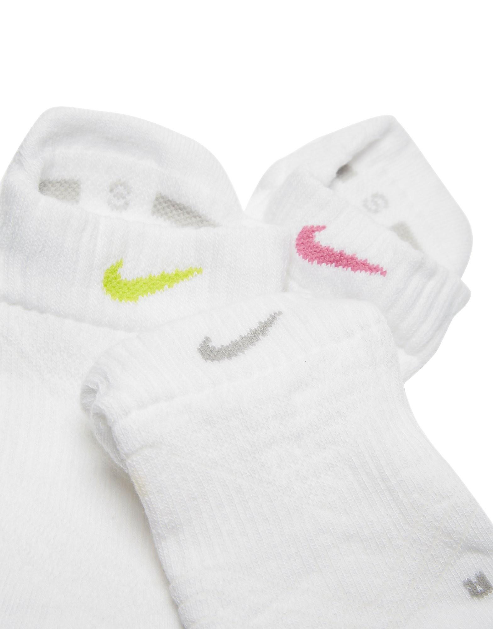 Nike 3-pack strumpor Dri-FIT No-Show