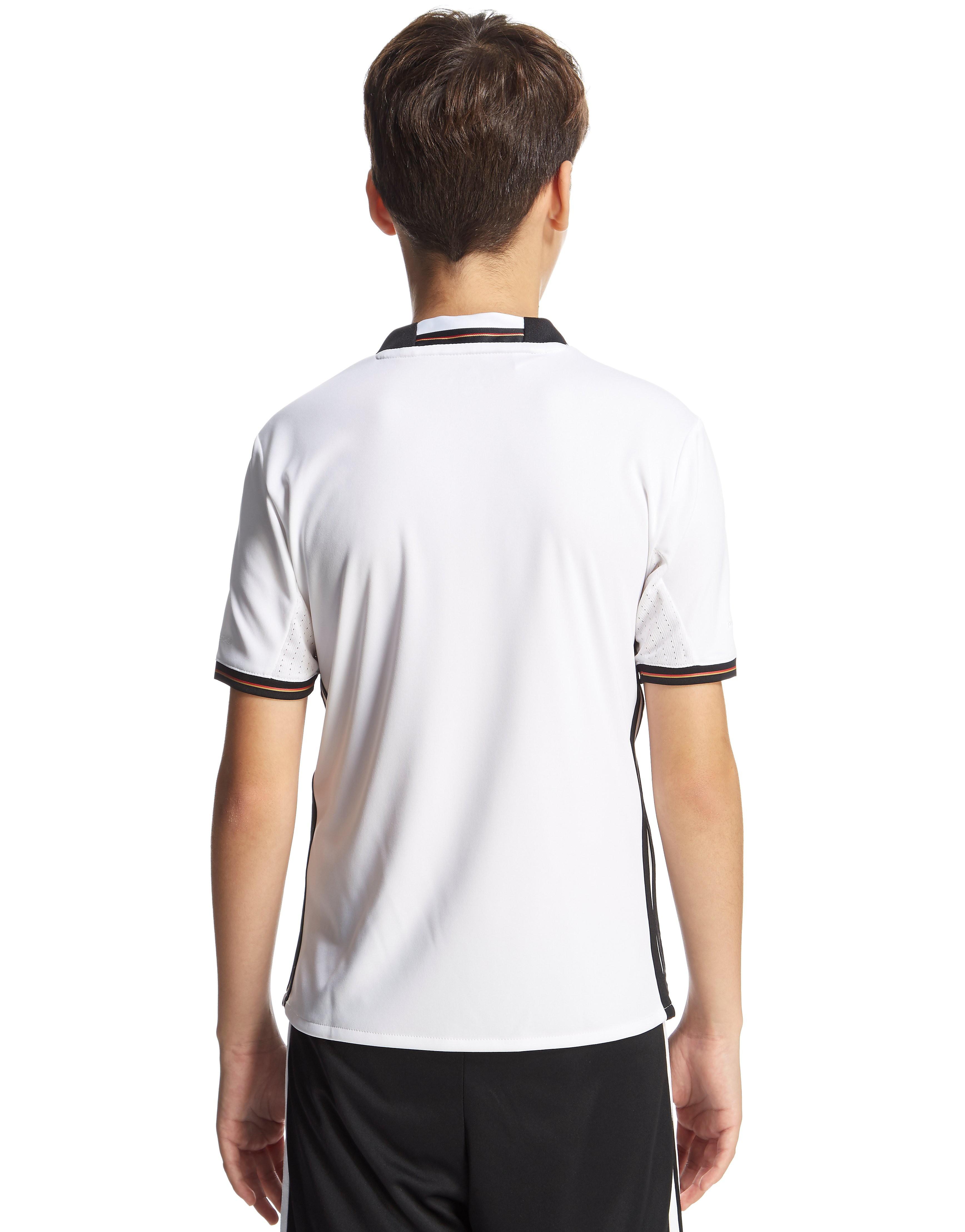 adidas Germany 2016 Home Shirt Junior