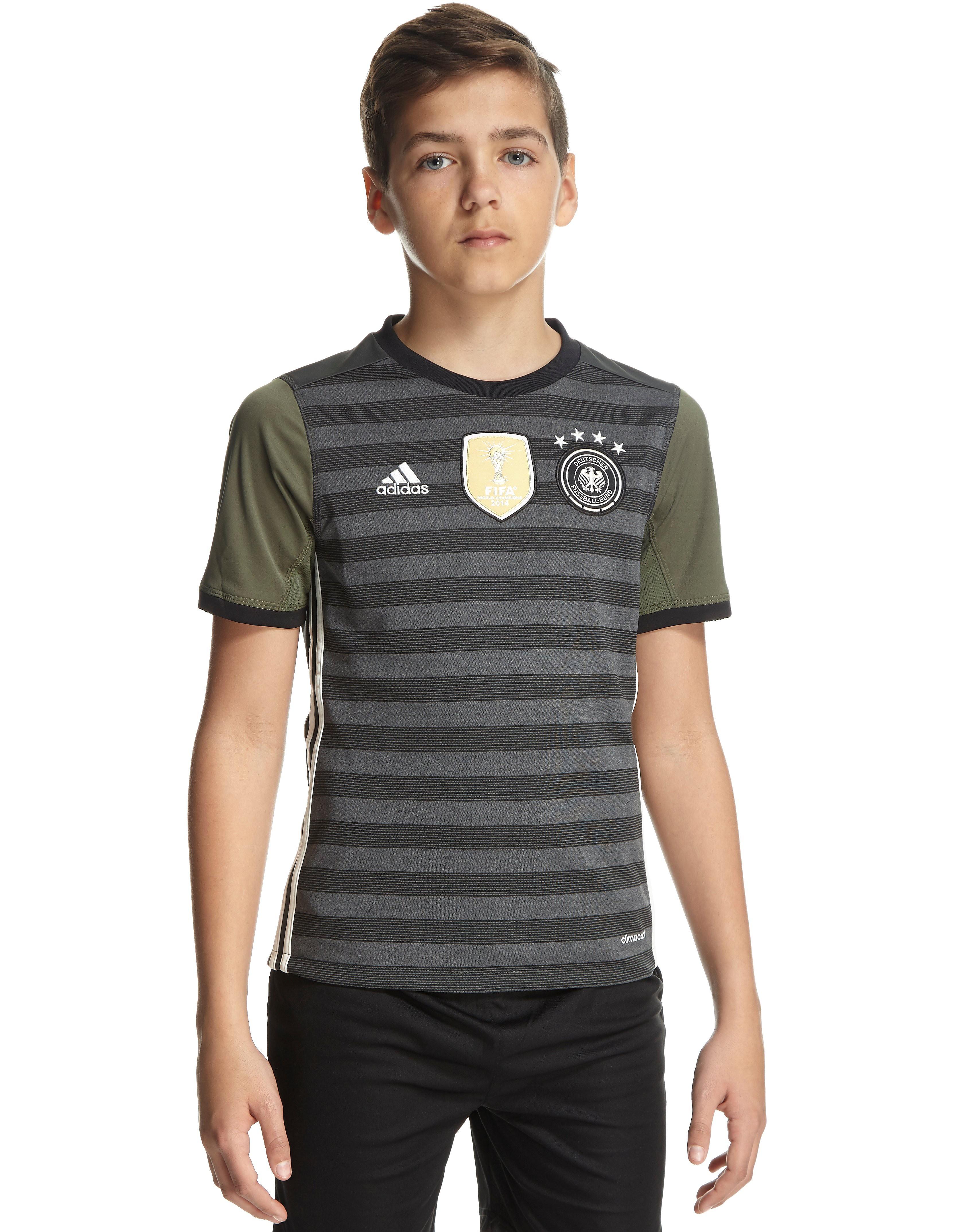 adidas Germany 2016 Away Shirt Junior