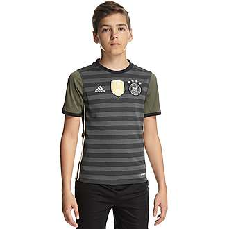 adidas Germany 2016 Away Shirt Junior