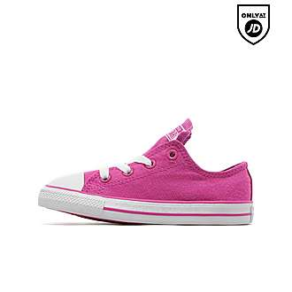 Converse All Star Oxford Glitter Infant