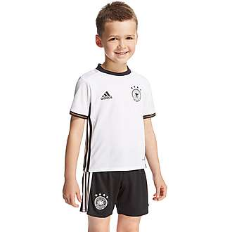 adidas Germany 2016 Home Kit Children