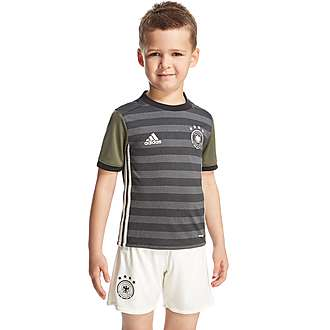 adidas Germany 2016 Away Kit Children