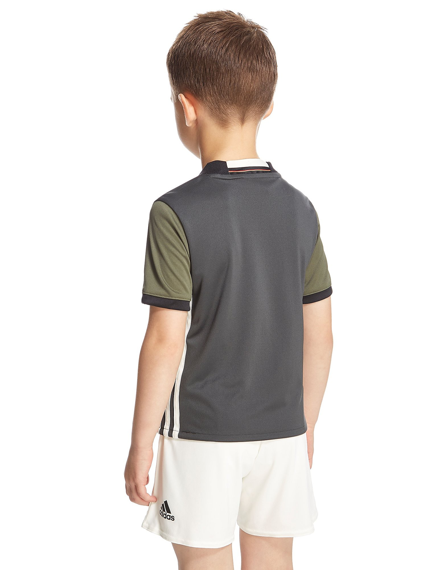 adidas Germany 2016 Away Kit Children