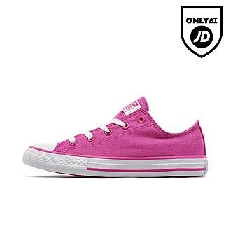 Converse All Star Oxford Glitter Children