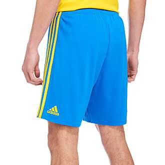 adidas Sweden 2016 Home Shorts