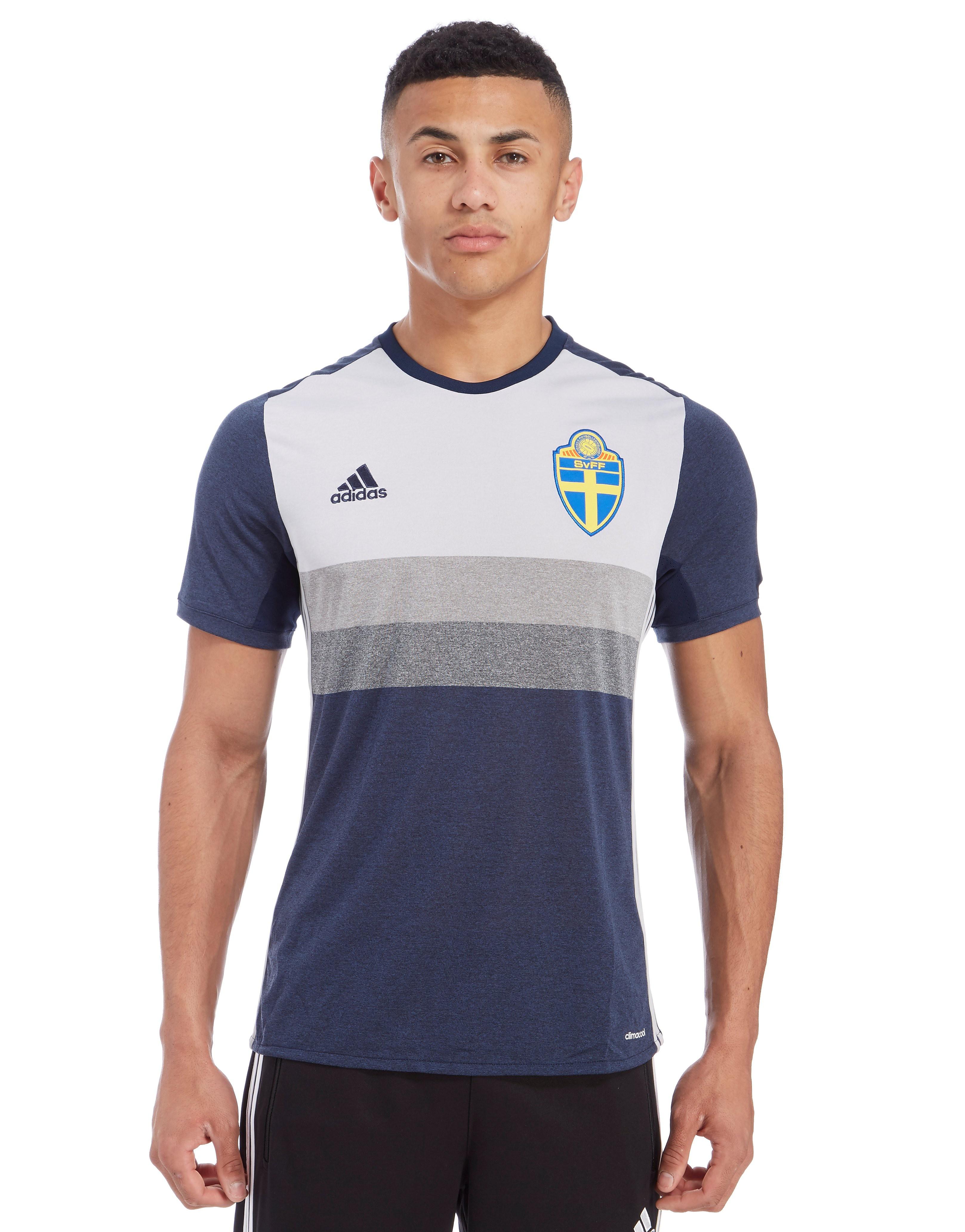 adidas Sweden 2016 Away Shirt
