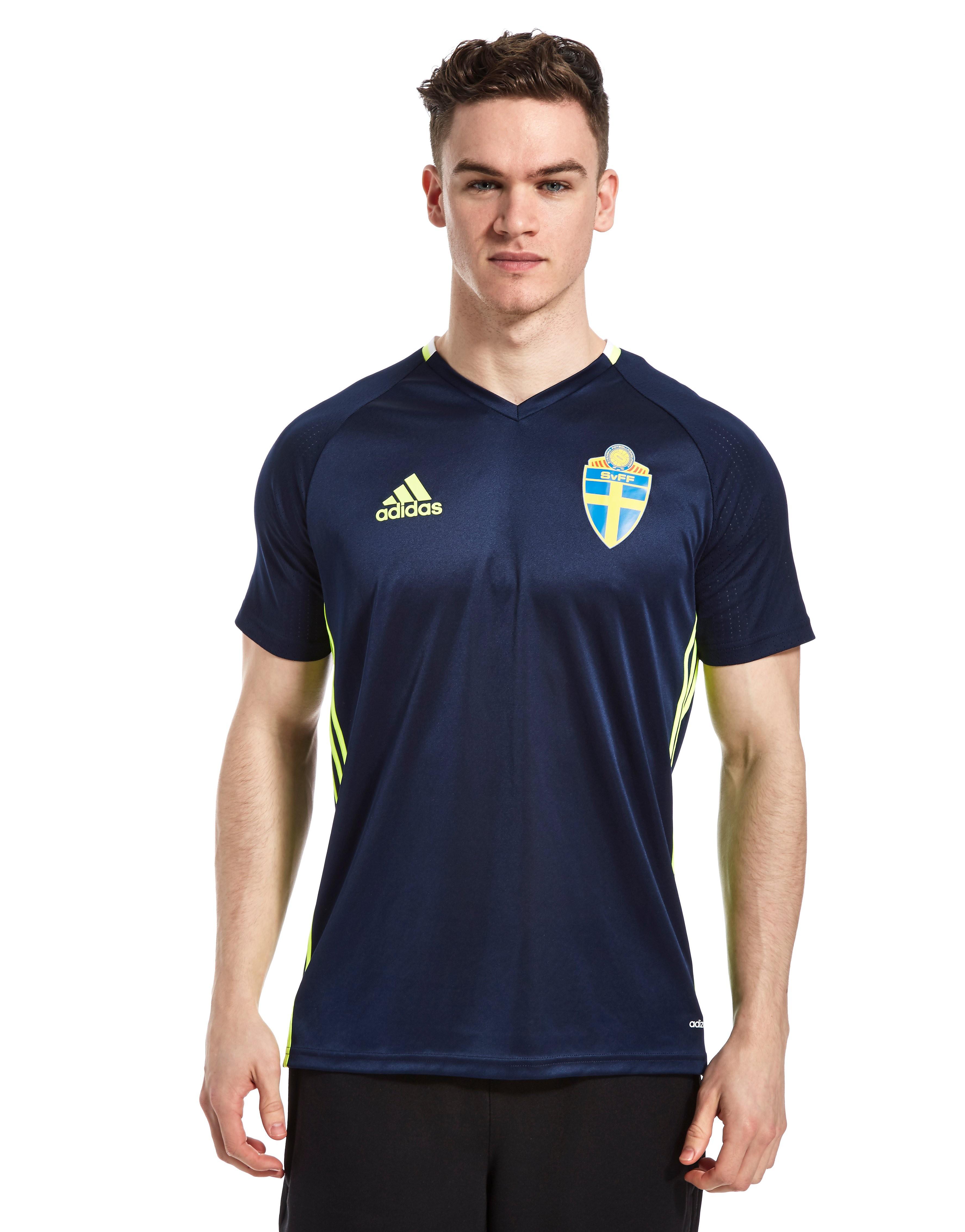 adidas Sweden Training Shirt