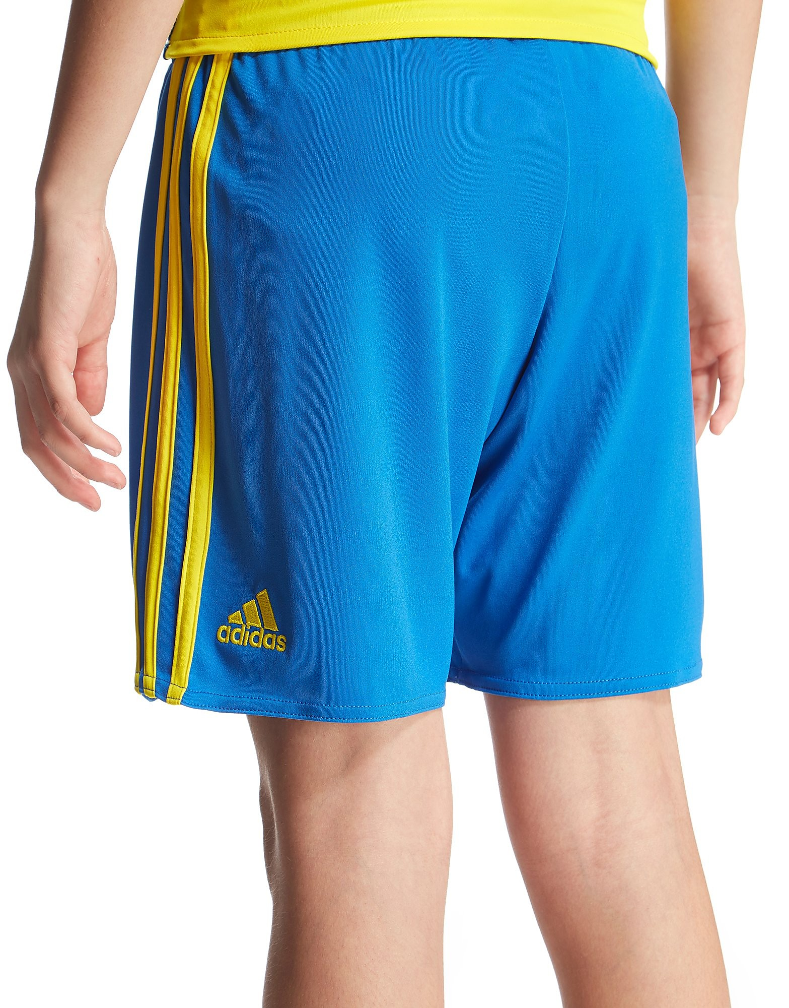 adidas Sweden 2016 Home Shorts Junior