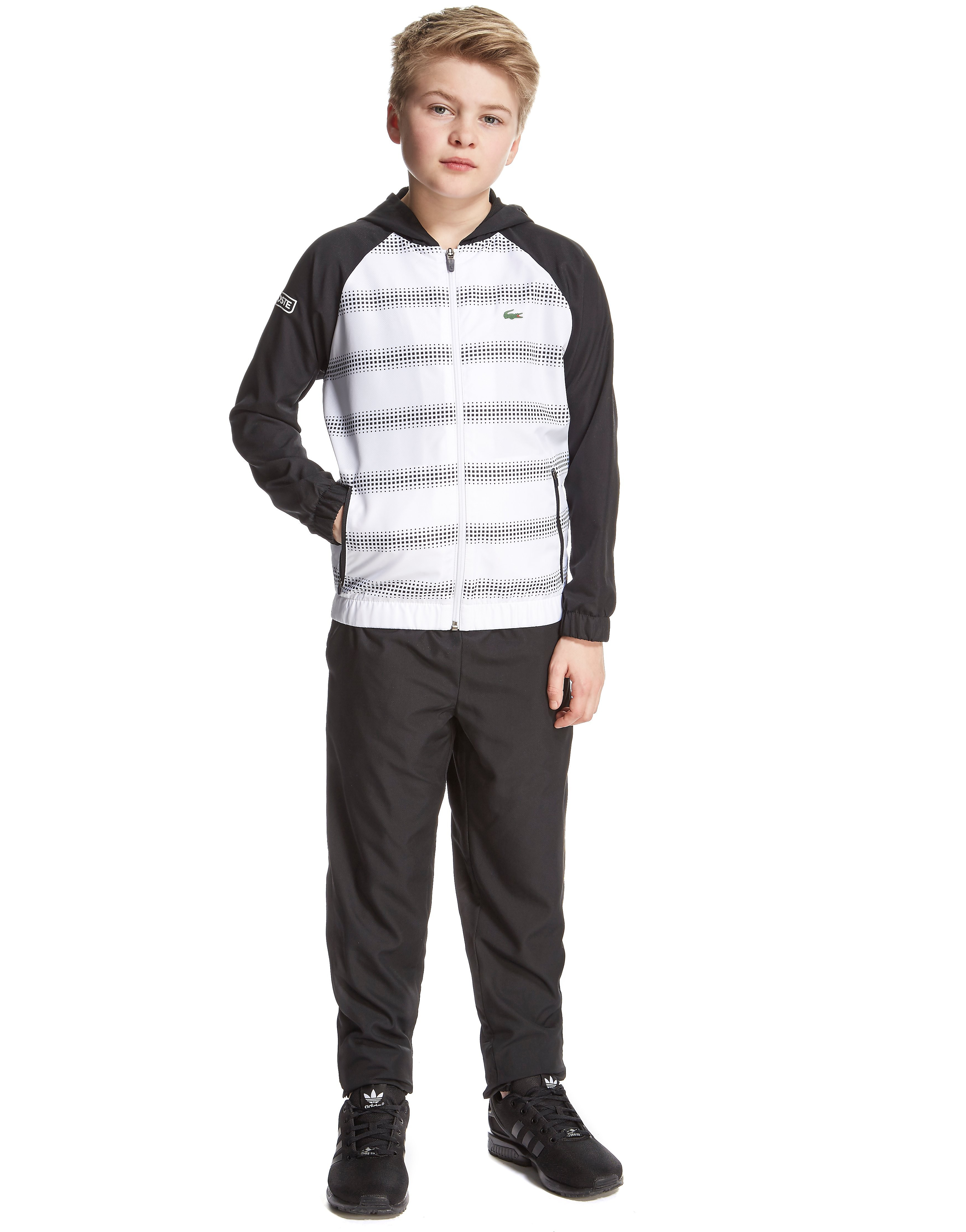 Lacoste Hooded Tennis Tracksuit Junior