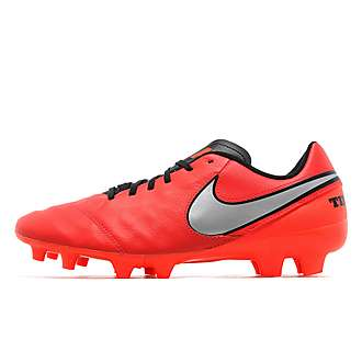 Nike Flash Metal Tiempo Genio Leather FG