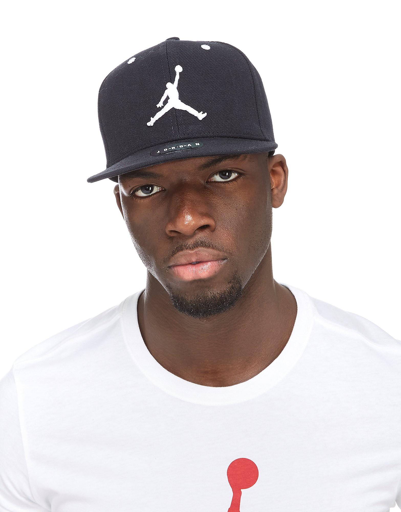 Jordan Cappello con chiusura in plastica Jumpman