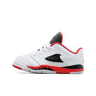 Jordan Air Retro V Low Infant 'Fire Red'