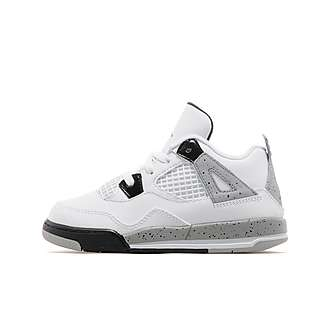 Jordan 4 Retro OG 'Cement' Infant