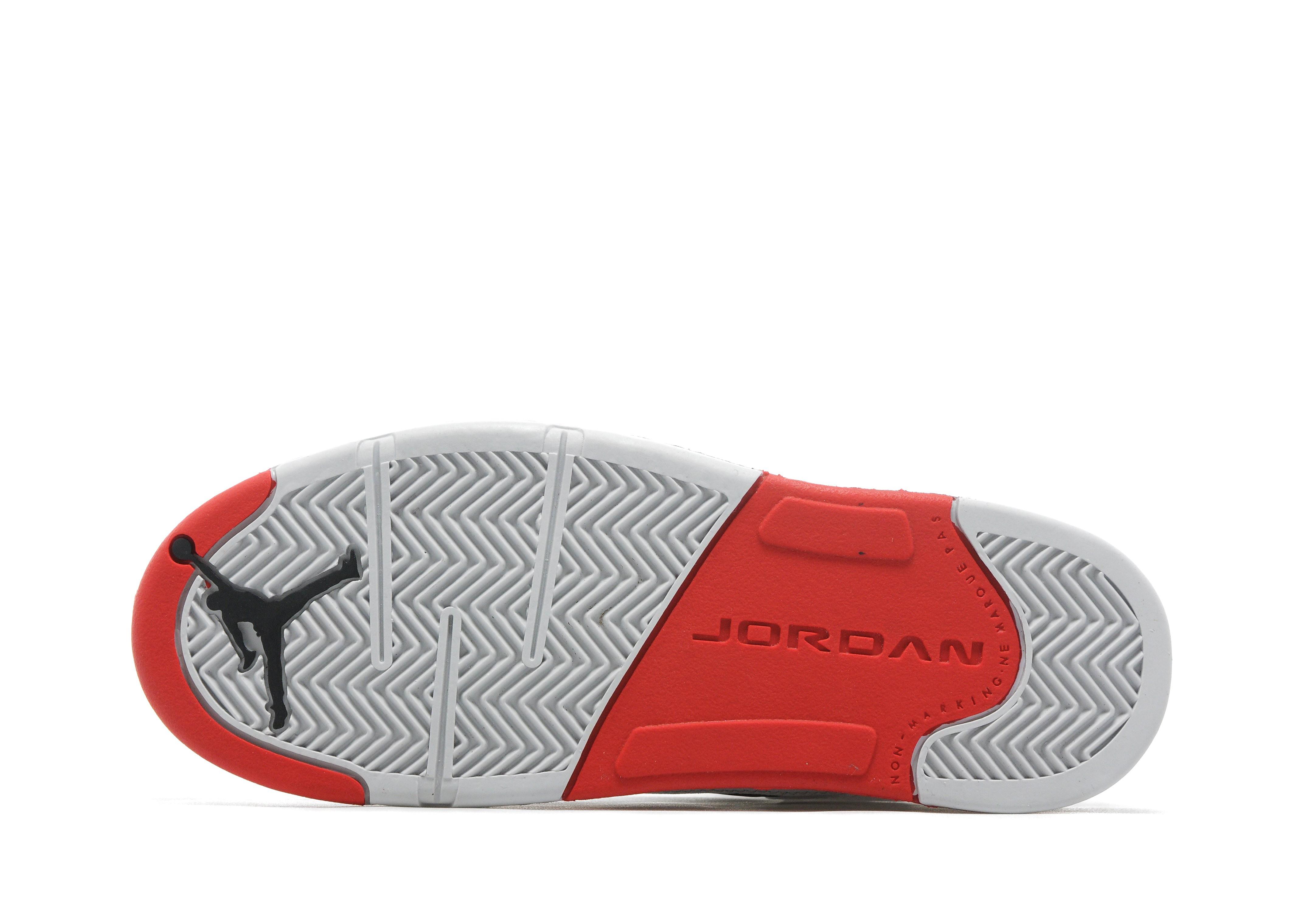 Jordan Air Retro V Low Children 'Fire Red'