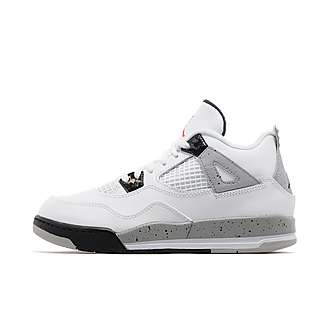 Jordan 4 Retro OG 'Cement' Children