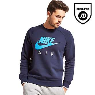 Nike Air Fleece Crew Sweatshirt