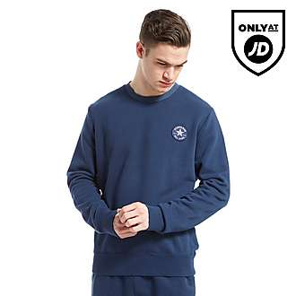Converse Chuck Crew Sweatshirt