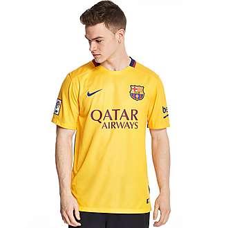 Nike FC Barcelona 2015 Messi Away Shirt