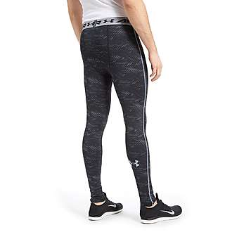 Under Armour HeatGear Armour Printed Compression Leggings