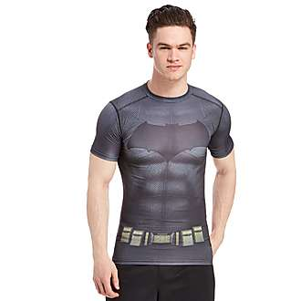 Under Armour Transform Yourself Batman Compression Shirt