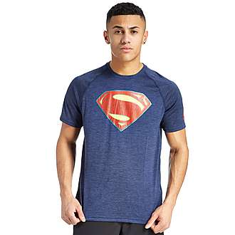 Under Armour Transform Yourself Superman T-Shirt