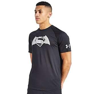 Under Armour Transform Yourself Superman v Batman T-Shirt