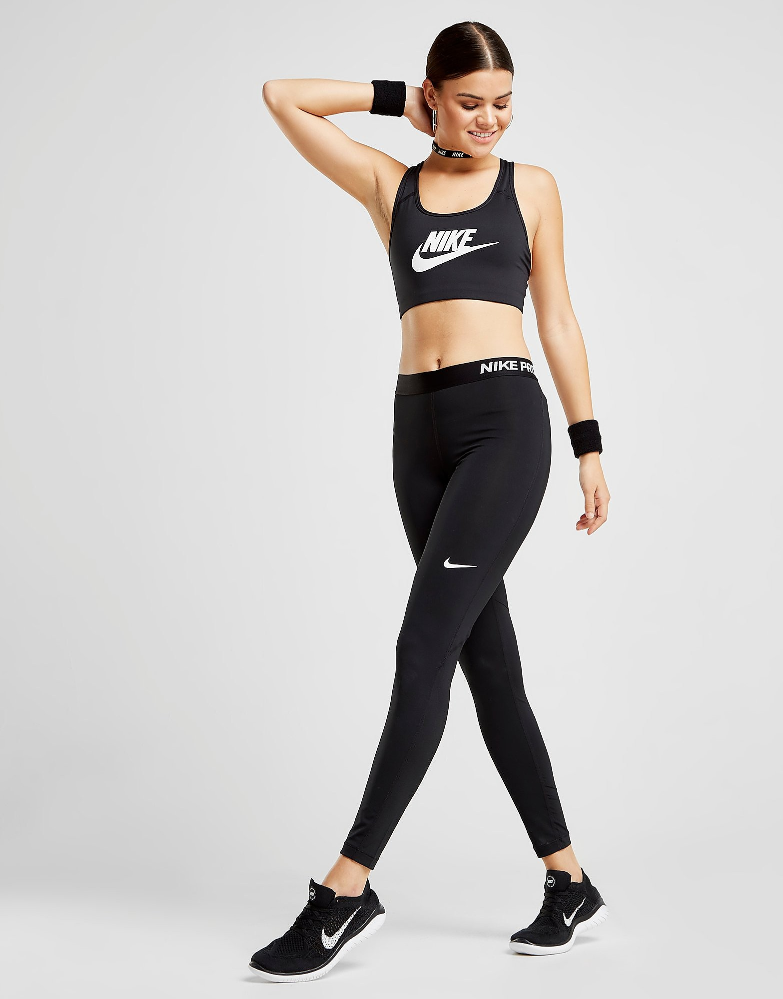 Nike Collants d'entraînement Pro