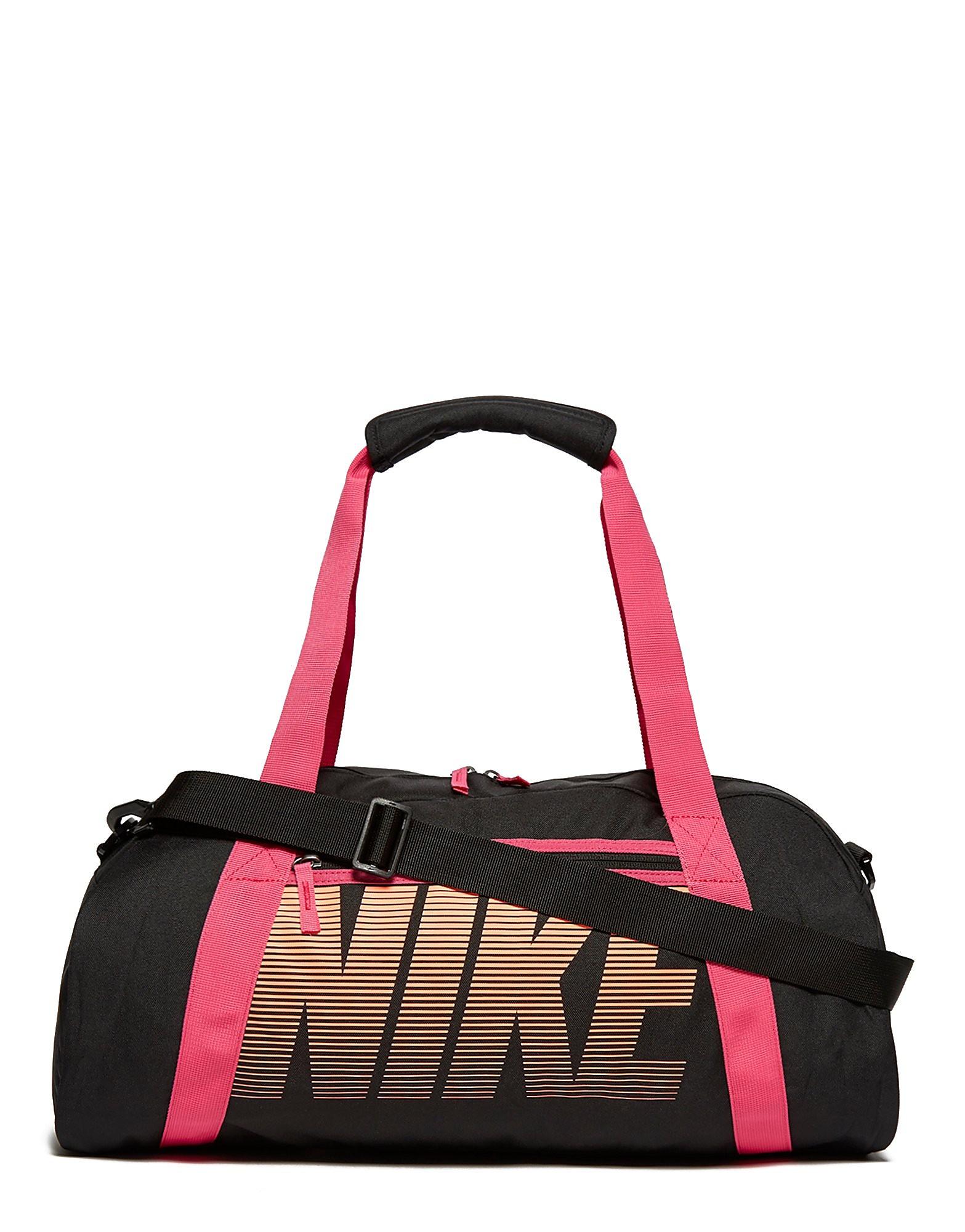 876ca1b07dfe Nike Gym Club Training Duffel Bag - Black Pink - Womens - Sports ...