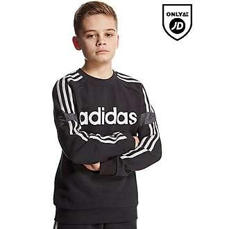 adidas Linear Crew Sweatshirt Junior