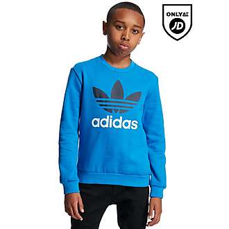 adidas Originals Crew Sweatshirt Junior