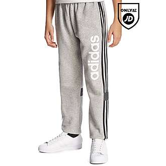 adidas Linear 3-Stripes Pants Junior