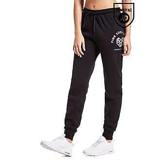 Pink Soda Sport Logo Slim Jogging Pants