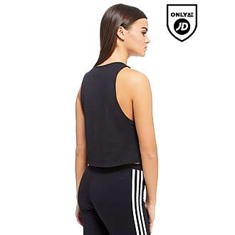 adidas Originals Trefoil Crop Sleeveless Vest