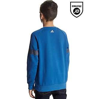 adidas Linear Crew Sweatshirt Junior