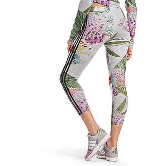 adidas Originals Training Leggings Floral Pack