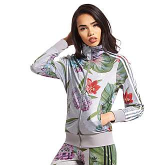 adidas Originals Floral Firebird Track Top