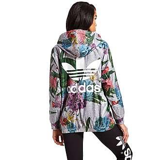 adidas Originals Training Jacket Floral Jacket