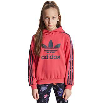 adidas Originals Girls Basketball Hoody Junior