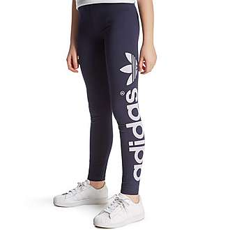 adidas Originals Girls Tight Leggings Junior