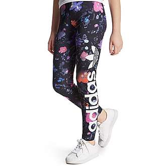 adidas Originals Girls' Basketball Leggings Junior