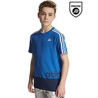 adidas Linear T-Shirt Junior