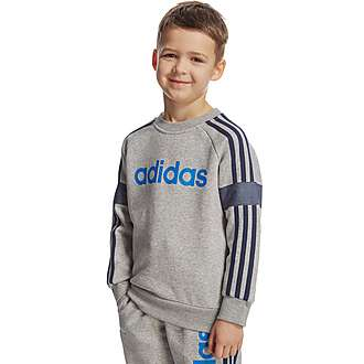 adidas Linear Crew Sweatshirt Children