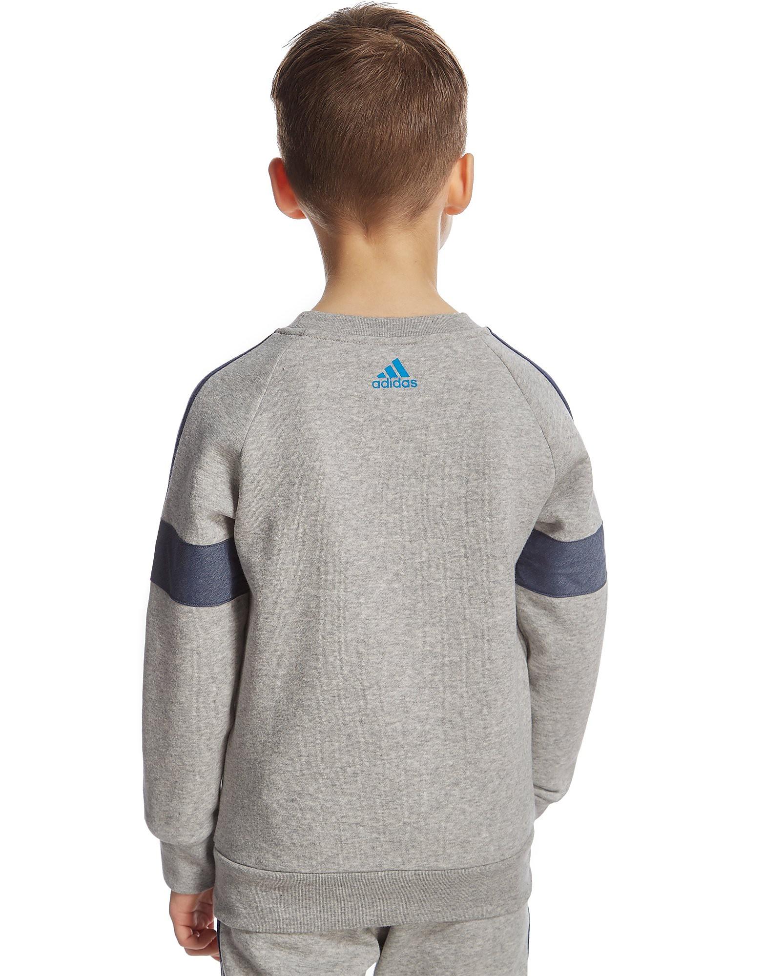 adidas Linear Crew Sweatshirt Children