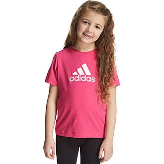 adidas Girls' Essential T-Shirt Children