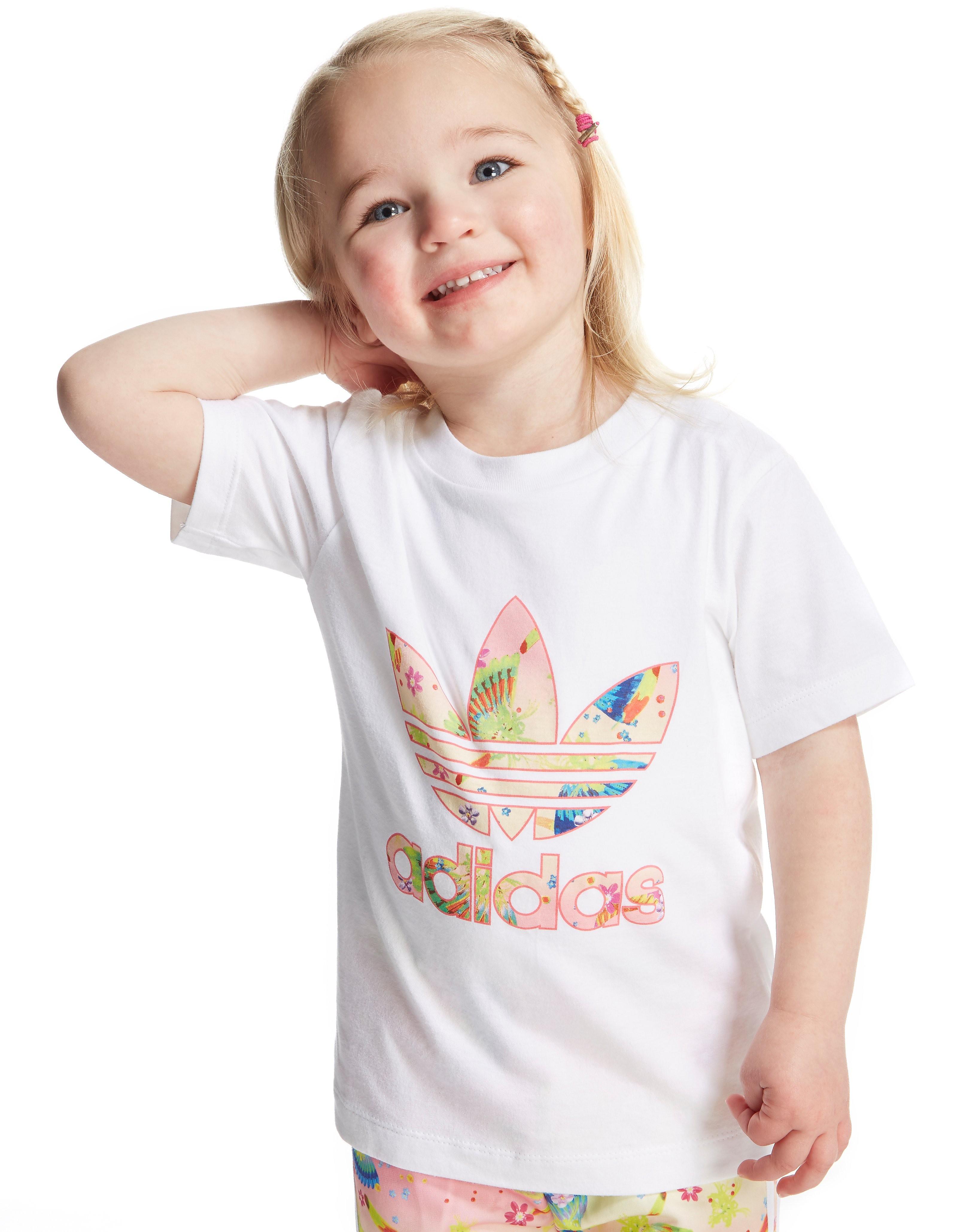 adidas Originals camiseta Farm Infill para bebé