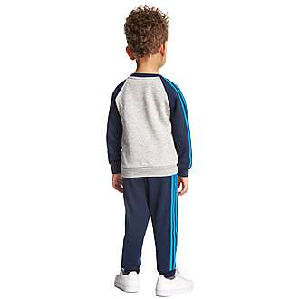 adidas 3-Stripes Jogger Suit Infant