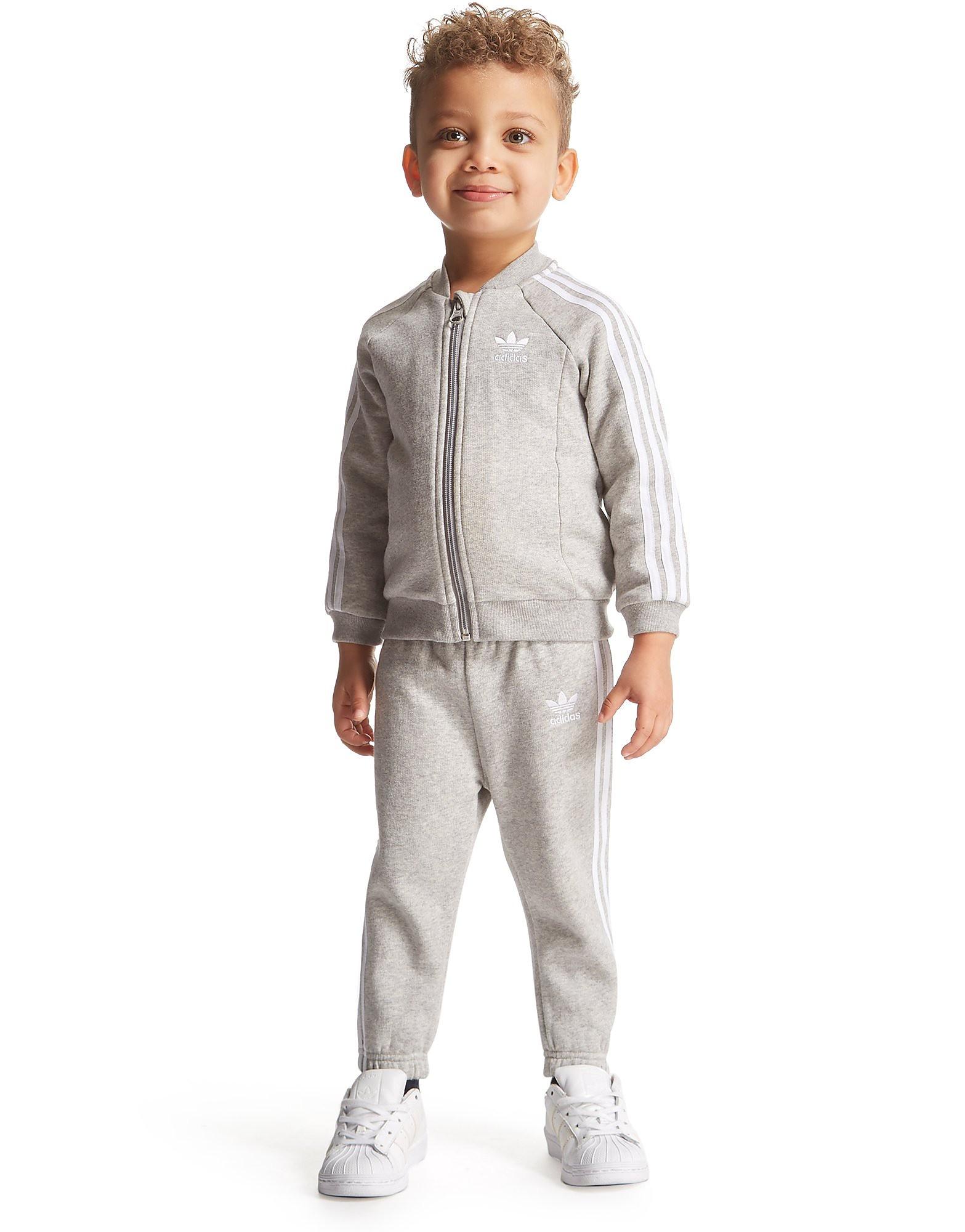 adidas Originals Fleece Superstar Suit Infant