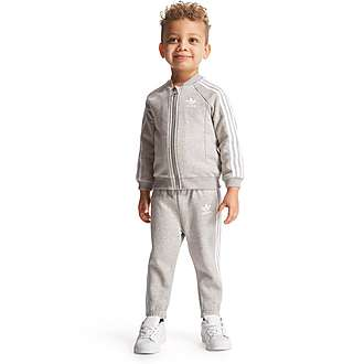 adidas Originals Fleece Superstar Suit Infant